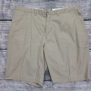 Polo Ralph Lauren Flat Front Casual Shorts Size 40
